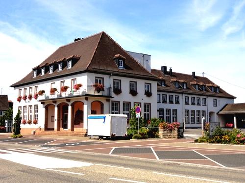 Sessenheim Mairie ok