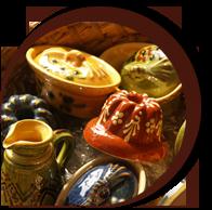medaillon accueil poteries 196 194