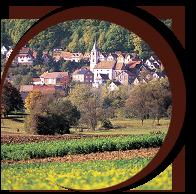 Aux alentours de Soufflenheim